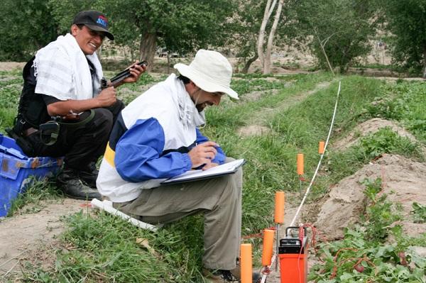 Harga Survey Geolistrik Per Titik